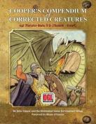 Cooper's Compendium of Corrected Creatures