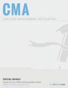 CMA Exam Review Course & Study Guide 2015