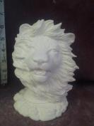 Nowells Lion Bust w base