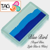 TAG Face Paint 1-Stroke Split Cake - Bluebird
