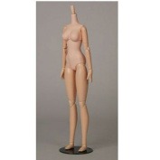 1/6 scale Obitsu 27cm female body 27BD-F06W Soft Bust & Hip M size White skin