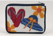 Coin Purse - Beach Accessories - Needlepoint Kit