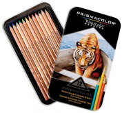 12 Pc Sanford Prismacolor Premier Watercolour Pencil Set