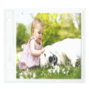 10cm x 10cm Size Variety Pages, 20 Pack