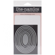 My Favourite Things Die-Namics Dies, Pierced Oval Stax, 0.75 to 11cm