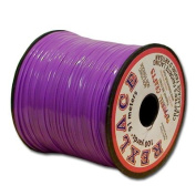 Springfield Leather Company's Rexlace Neon Purple Plastic Lace