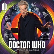 The Official Doctor Who2016 Square Calendar