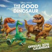 The Official Good Dinosaur 2016 Square Calendar