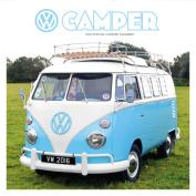 The Official VW Camper Vans 2016 Square Calendar
