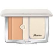 Blanc De Perle Bright & Sculpt Compact Foundation SPF 20 - # 32 Ambre Clair, 9g/0.31oz