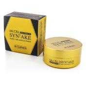 McCELL Skin Science 365 SYN-AKE Hydro-Gel Gold Eye Patch, 60pcs