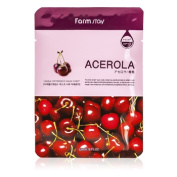 Visible Difference Mask Sheet - Acerola, 10x23ml/0.78oz
