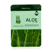 Visible Difference Mask Sheet - Aloe, 10x23ml/0.78oz