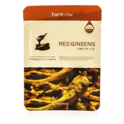 Visible Difference Mask Sheet - Red Ginseng, 10x23ml/0.78oz