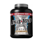 Dymatize Nutrition ISO 100, Whey Protein Powder, Gourmet Chocolate, 2.3kg