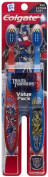Colgate Kids Twin Pack Toothbrush, Transformers
