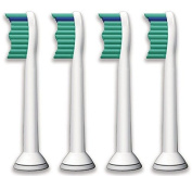 4pcs Electric Toothbrush Heads for Philips Sonicare Proresult Hx6530 Hx6014 Hx6013