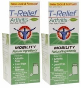T- Relief Arthritis Pain Relief, 100 Tablets