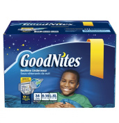 GoodNites Bedtime Pants for Boys Size Large-Extra Large