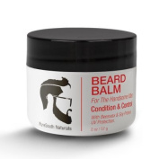 My Best Beard Balm Leave in Conditioner (60ml) - Control and Soften Beards and Moustache - The Ultimate 2 in 1 Styling Wax