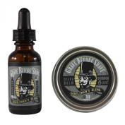 GRAVE BEFORE SHAVE Gentlemen's Blend Beard Pack