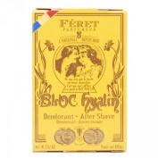 Féret Parfumeur - Bloc Hyalin - Deodorant & Aftershave Alum Block