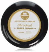 Gentleman's Hangar Genuine Old School Natural Shaving Cream for Sensitive Skin