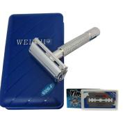 WEISHI 9306 New Double Edge Safety Razor.