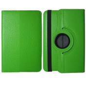 Green Tablet Case Cover PU Leather Pouch For Apple iPad Mini