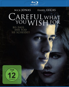 Careful What You Wish For [Region B] [Blu-ray]