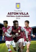 The Official Aston Villa 2016 A3 Calendar