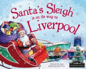 Santa's Sleigh is on its Way to Liverpool