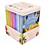 18 Kids Classics Story Books - The Fairy Tale Collection Box Set Hardcover NEW