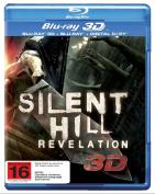 Silent Hill [Region B] [Blu-ray]