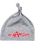 Racker-n-Roll Baby Boys' Hat Grey Graumeliert One size