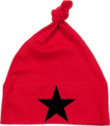 Racker-n-Roll Baby Boys' Hat Red Red One size