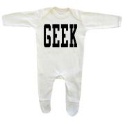 Bang Tidy Clothing Baby Boy's GEEK Rompersuit