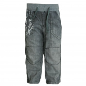 Losan - Baby boys summer jeans, anthracite