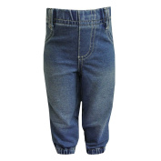 FIXONI - Baby trousers boys, jeans blue