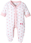 Twins Baby Girls Sleepsuit