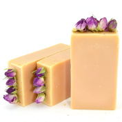 ROSE BOUQUET Savon Natural Handmade Artisan Skin Care Soap 130g New Range.