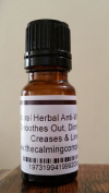 Natural Herbal Anti-Wrinkle, Anti- Ageing Fountain of Youth Oil. 10ml Bottle
