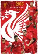 The Official Liverpool 2016 A3 Calendar
