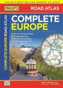 Philip's Complete Road Atlas Europe