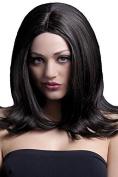 Smiffys Fever Sophia Wig Womens Fashion Accessory Shoulder Length Layered
