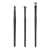 ON & OFF Round Precision Shadow Fluff and Concealer Brush, Large