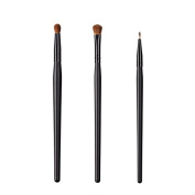 ON & OFF Round Precision Shadow Fluff and Firm Liner Brush