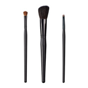 ON & OFF Shadow Fluff Slanted Cheek and Detailer Brush, Small