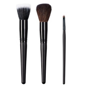 ON & OFF Stipple Domed Powder and Detailer Brush, Small