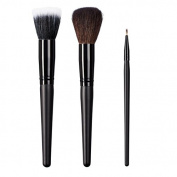 ON & OFF Stipple Domed Powder and Firm Liner Brush